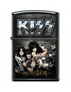 Brichetă Zippo 9708 KISS - Rock Band