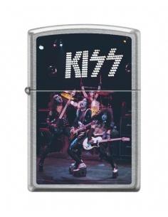 Brichetă Zippo 9796 KISS - Rock Band