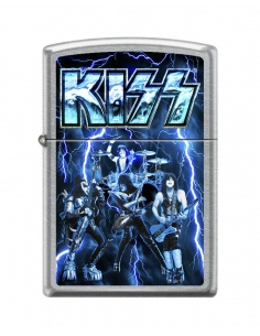Brichetă Zippo 9845 KISS - Rock Band