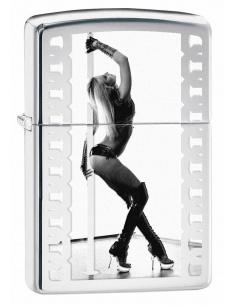 Brichetă Zippo 28448 Pole Dancer