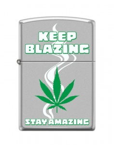 Bricheta Zippo 8657 Keep Blazing