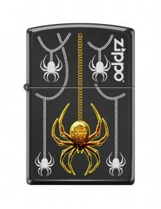 Bricheta Zippo 1711 Spiders and Zippo