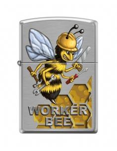 Bricheta Zippo 0877 Worker Bee
