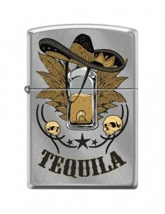Bricheta Zippo 0894 Tequila Theme