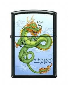 Bricheta Zippo 7070 Oriental Dragon