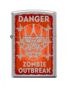 Bricheta Zippo 4629 Zombie Outbreak - Danger