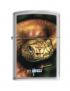 Bricheta Zippo 0484 Mazzi Snake