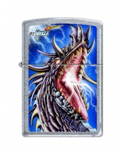 Bricheta Zippo 0137 Mazzi Dragon