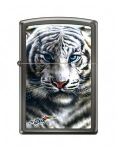 Bricheta Zippo 2246 Mazzi White Tiger