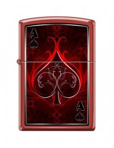 Bricheta Zippo 1446 Ace of Spades
