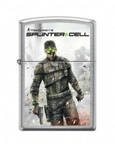 Bricheta Zippo 2318 Tom Clancy's Splinter Cell