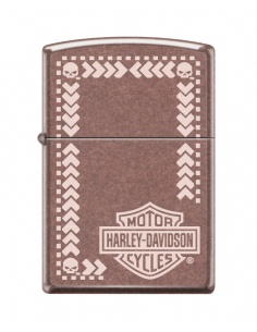 Bricheta Zippo 1581 Harley Davidson Logo