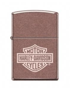 Bricheta Zippo 1882 Harley Davidson Logo