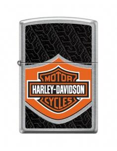 Bricheta Zippo 6887 Harley Davidson Logo