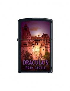 Brichetă Zippo 218/CI013055 Romania Dracula Bran Castle
