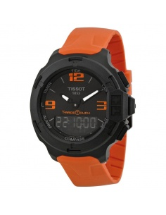 Ceas barbatesc Tissot T-Touch T-Race T081.420.97.057.02 T0814209705702