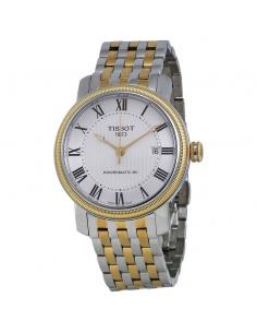 Ceas barbatesc Tissot T-Classic Bridgeport Powermatic 80 T097.407.22.033.00 T0974072203300