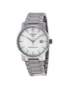 Ceas barbatesc Tissot T-Classic Titanium T087.407.44.037.00 T0874074403700