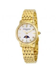 Ceas de dama Frederique Constant Slimline FC-206MPWD1S5B